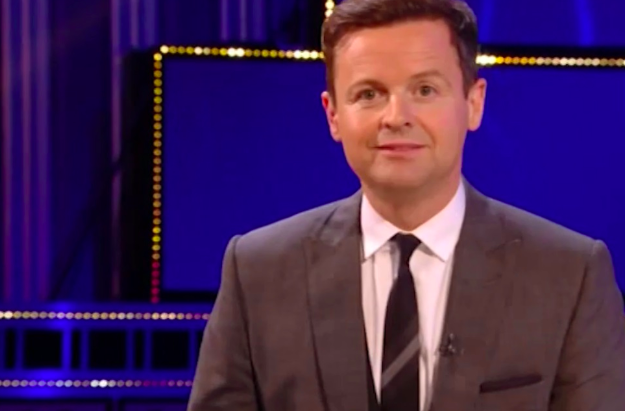Dec on Britain's Got Talent