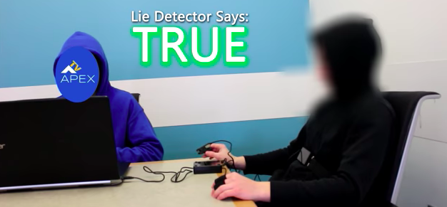 alien future lie detector