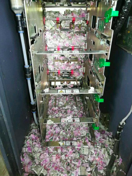 Mice Chew Through £13,000 In Bank Notes In Cash Machine Screen Shot 2018 06 22 at 10.36.08