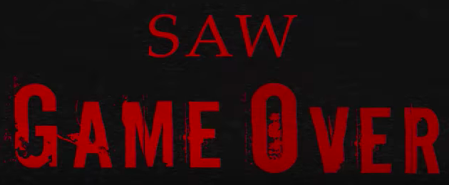 Saw Game Over