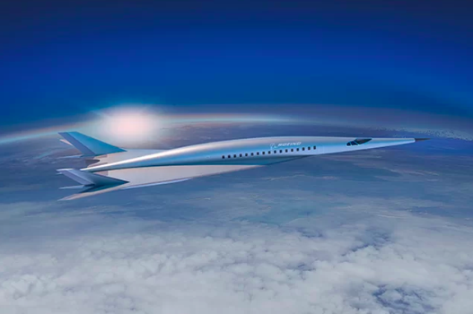 Boeing announce plans for 2hr flight from London To New York