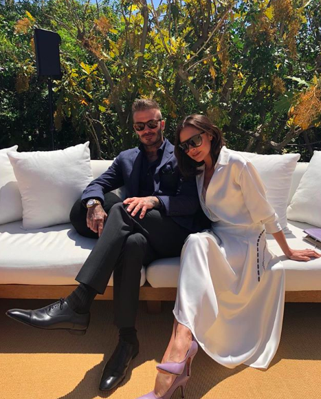 Victoria Beckham Makes Joke With David In First Phone Call Since Divorce Rumours Spread Screenshot 2018 06 10 11 38 32