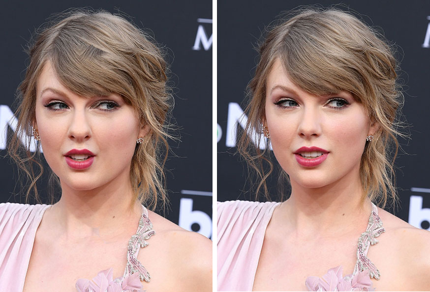Taylor Swift Symmetrical