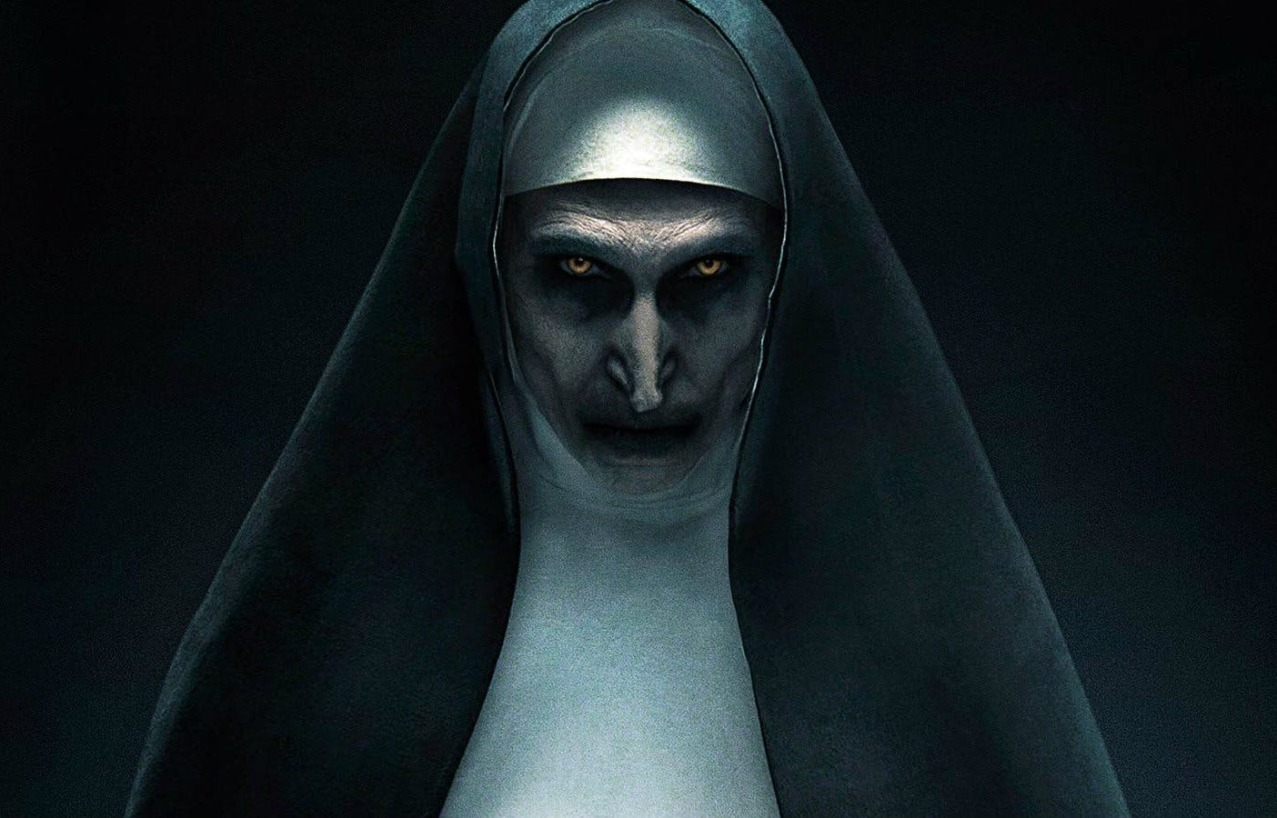 First Trailer For The Nun Comes With A Terrifying Warning The Nun movie 2018 1404x900