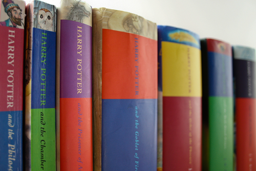 Harry Potter Is Still The Most Important Kids Book Of All Time UK editions of original Harry Potter books