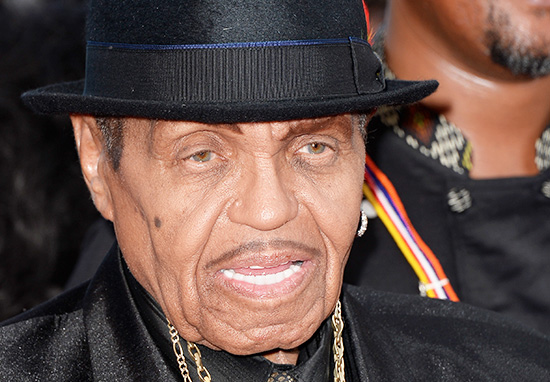 Michael Jackson's Dad Joe Has Died