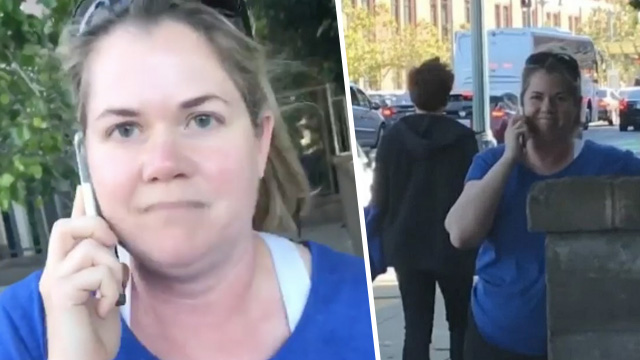 White Woman Calls Police On Eight-Year-Old Black Girl Selling Bottled Water