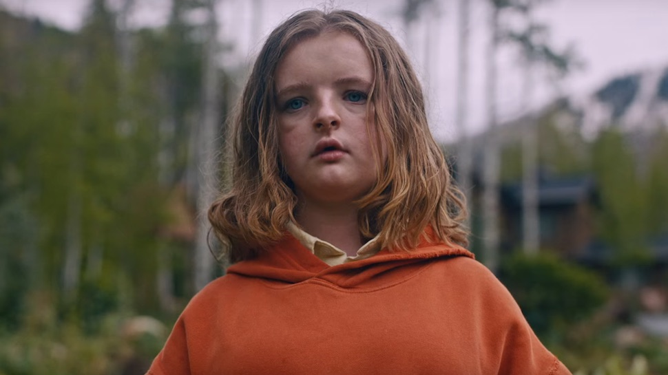Milly Shapiro as Charlie in Hereditary