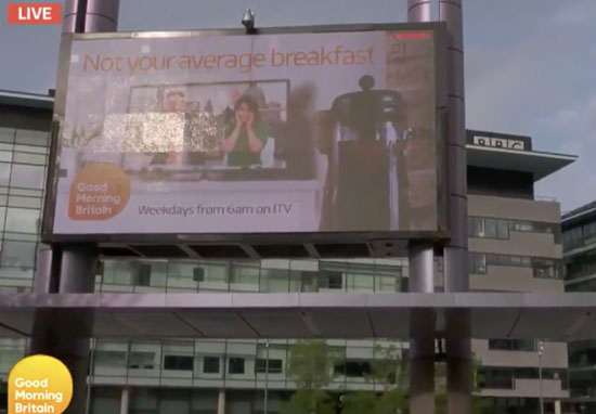 Piers Morgan Billboard Troll