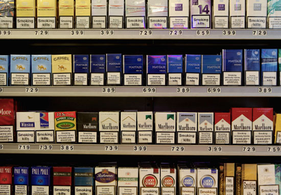 Price of cigarettes in norway positive facts about smoking cigarettes