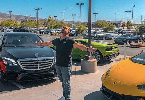 Guy Starts Scooter Company, Two Years Later It Makes $500,000 A Month And He Drives Bugattis crosta