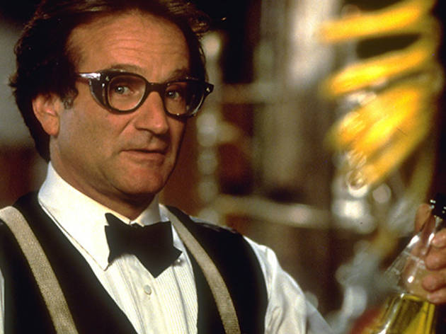 Robin Williams in Flubber