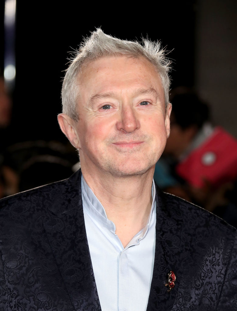 louis walsh louis walsh itv x factor judge getty