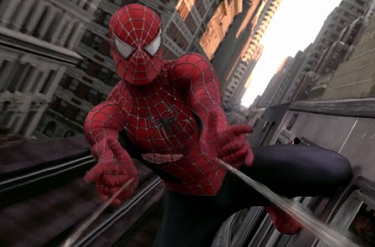 Spider-Man in Spider-Man 2