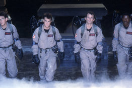 Cast of Ghostbusters