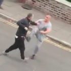 Shocking Video Of Thug Screaming Sickening Racist Abuse In Liverpool