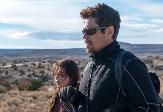 Benicio Del Toro Received Chilling Advice From Real Warriors In War On Drugs For New Film screen shot 2018 03 19 at 10 50 23 am