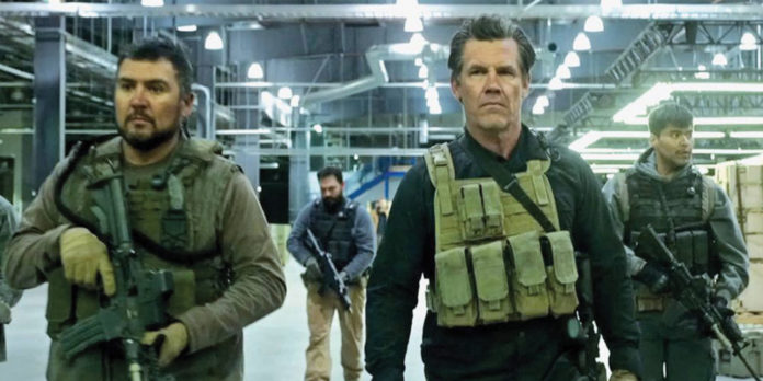 The Most Brutal Drug Film Of The Decade Hits Cinemas Today sicario 696x348