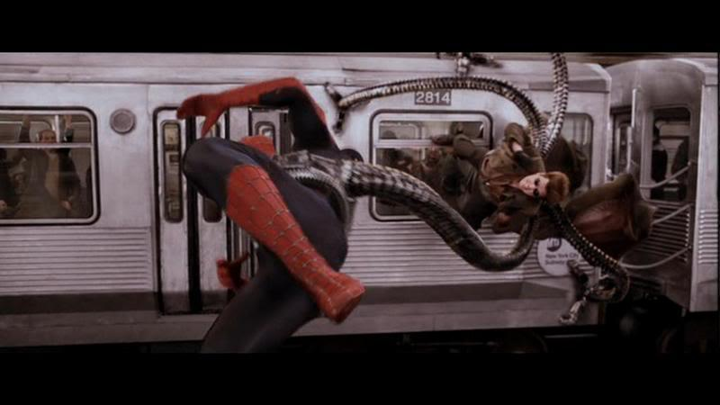 Spider-Man versus Doctor