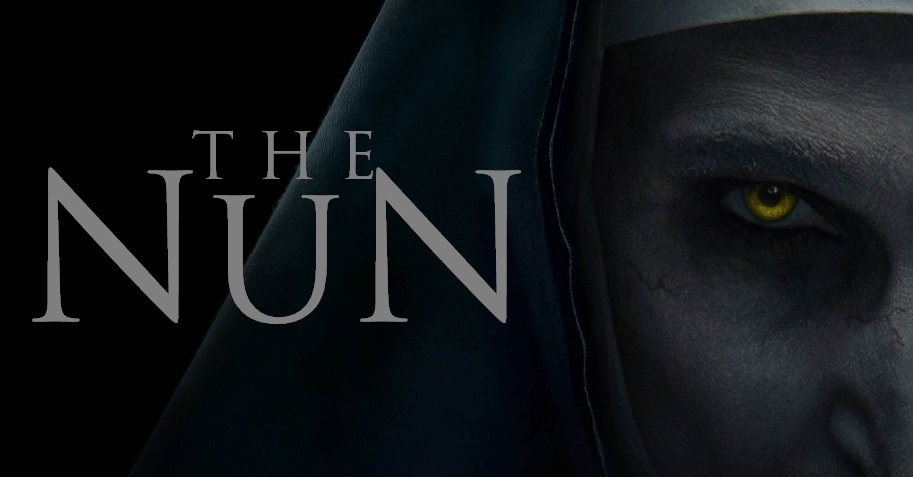 First Trailer For The Nun Comes With A Terrifying Warning the nun poster head