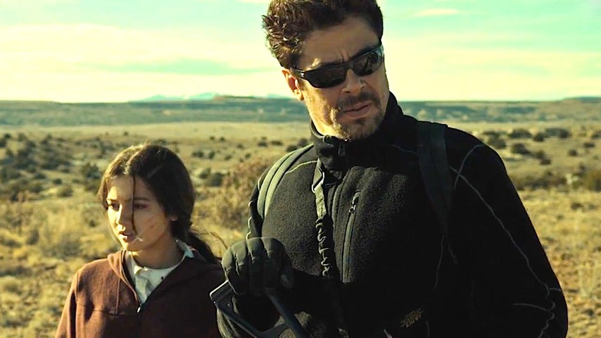 Benicio Del Toro Received Chilling Advice From Real Warriors In War On Drugs For New Film x480   F