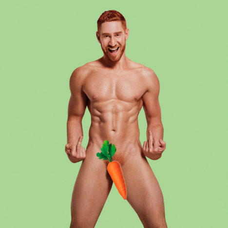 Ginger models needed for Red Hot's new calendar.