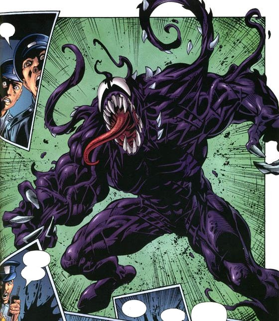 Venom Looks Like The Most Violent Marvel Film Yet 250px 143 Ultimate Venom