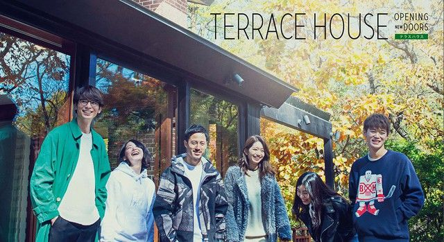 Terrace House Opening Doors promo