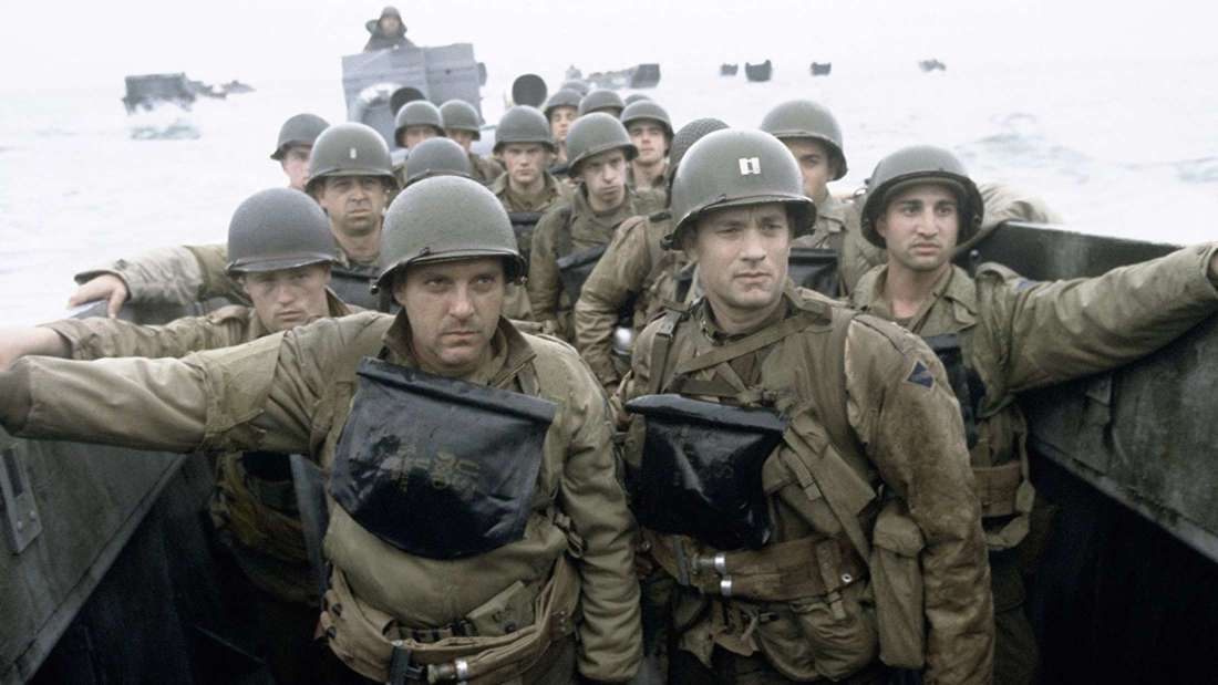 Still from Saving Private Ryan