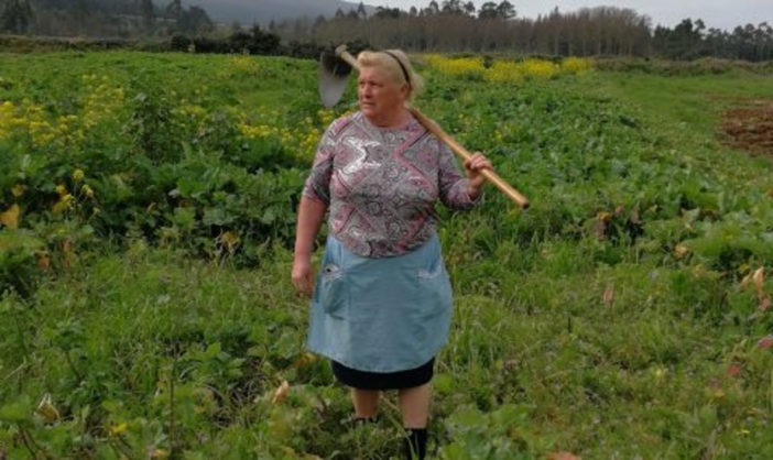 Woman Who Looks Exactly Like Trump Spotted In Russia On Day He Met Putin CEN GrannySpotted 02 702x418