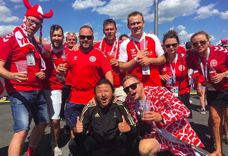 denmark world cup cosmo fans