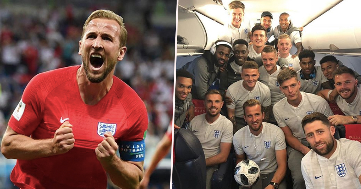 England Are Coming Home As Heroes After Semi-Final Defeat To Croatia