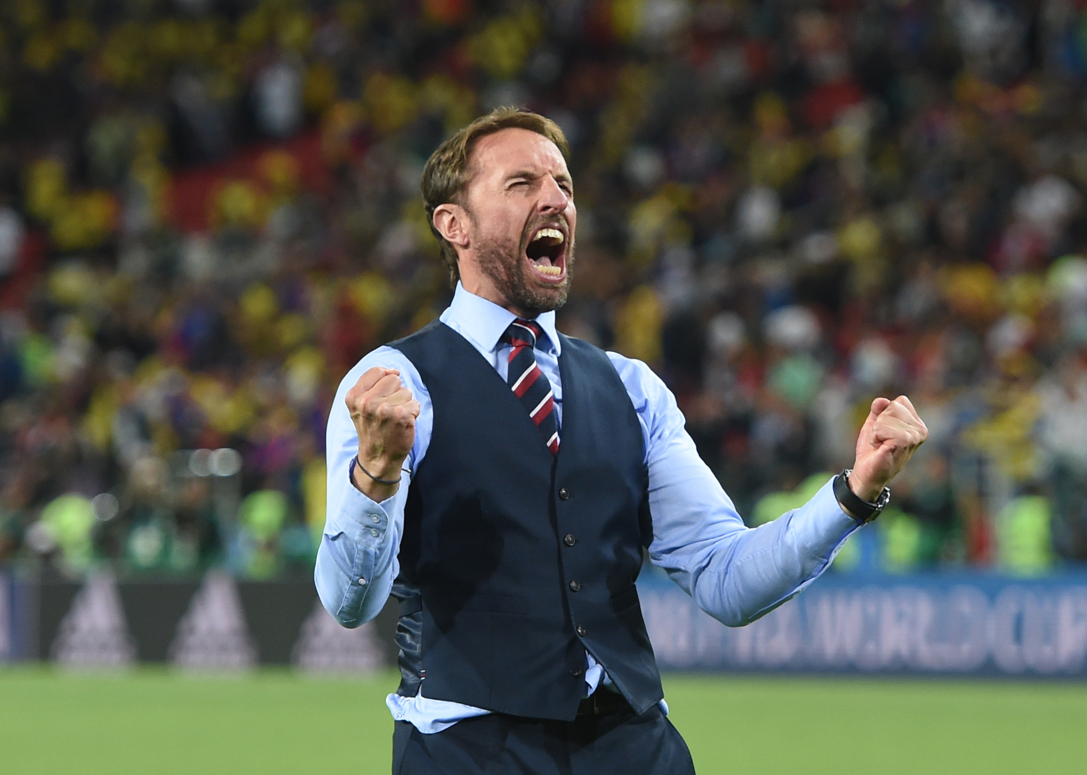 Gareth Southgate World Cup 2018