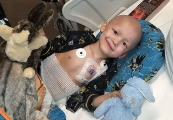 Terminally Ill Five Year Old Writes Own Obituary Leaving Nation In Tears Garrett Matthias featured