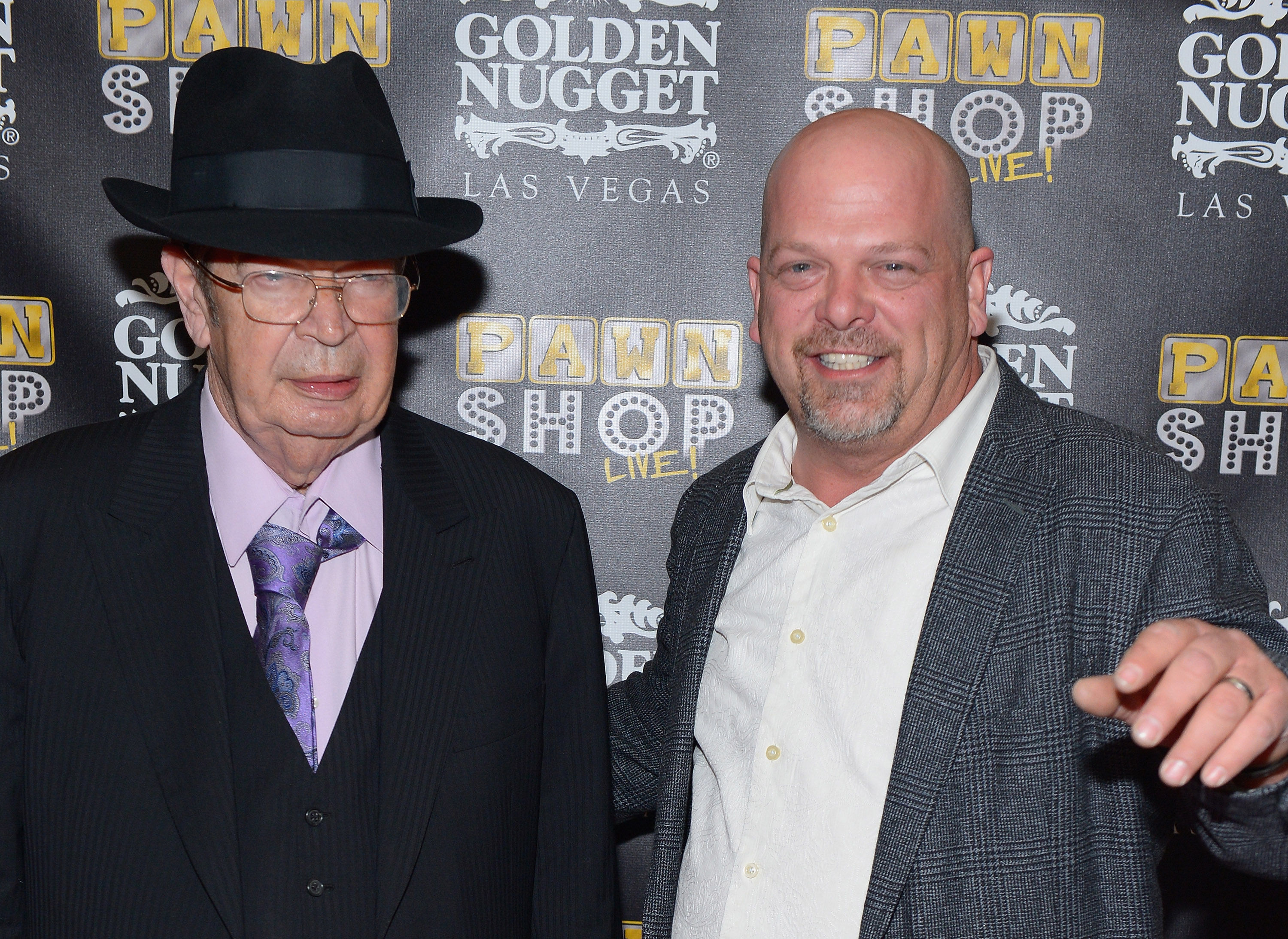 Old Man From Pawn Stars Cut Son Out Of Will GettyImages 466008459