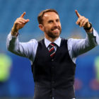 Gareth Southgate Waistcoat Christmas Jumpers Now On Sale