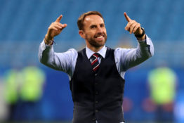 gareth southgate england manager russia world cup