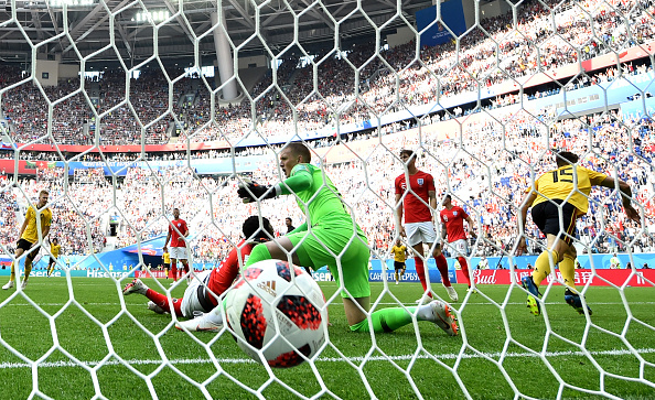 England Finish 4th At World Cup After Losing To Belgium In 3rd Place Playoff GettyImages 998577290