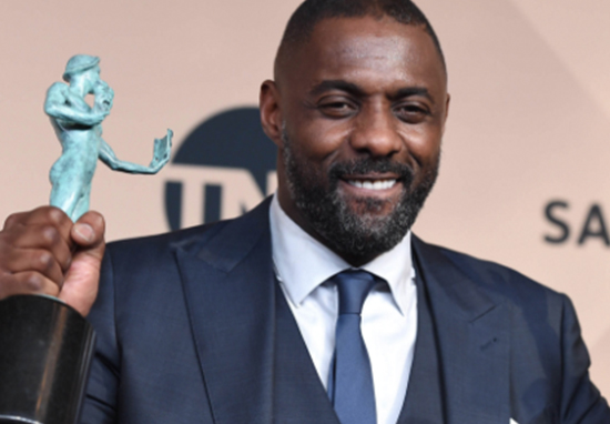 Idris Elba Award
