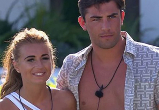 Jack and Dani win Love Island