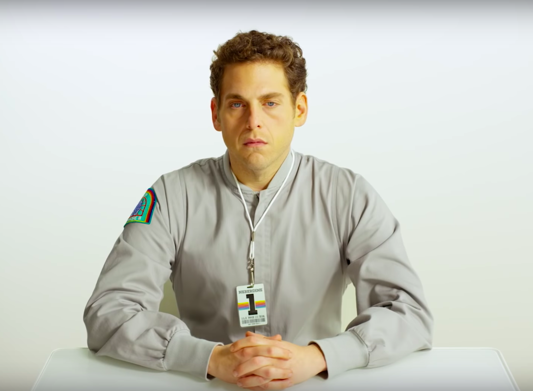 Jonah Hill as Owen Milgrim in Manic
