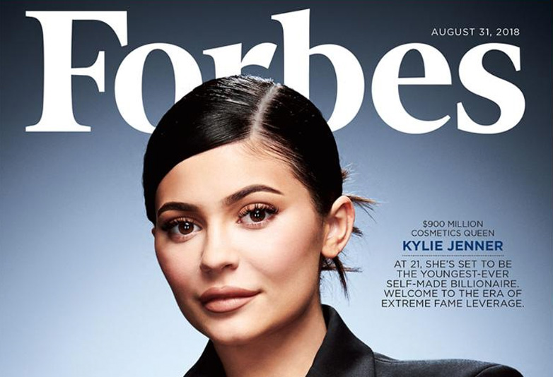 The Dictionary Destroys Kylie Jenner Self Made Billionaire Claims With One Tweet KJ web