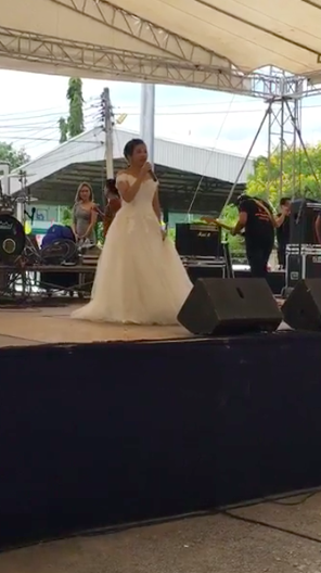 Bride Livestreams Her Wedding Only To Get Worst Possible News About Her Husband Left at the alter 1