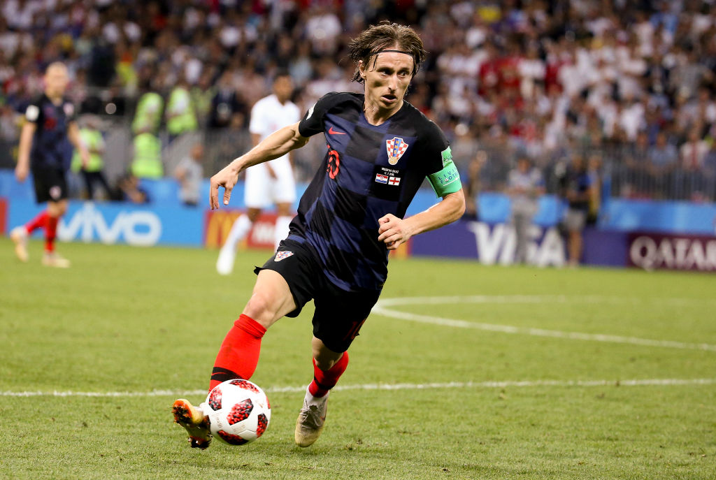 Luka Modrićs Journey To The World Cup Final Is A Truly Inspirational Story Luka Modric 2