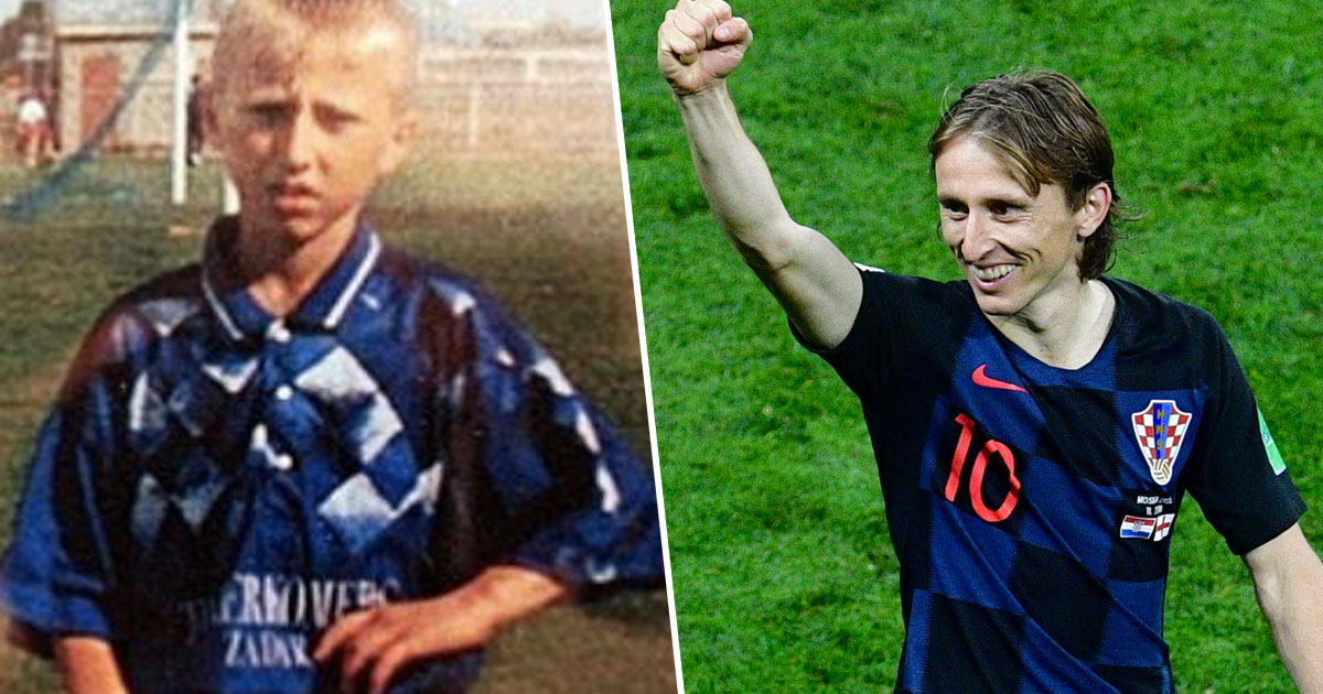 Luka Modrić's Journey To The World Cup Final Is A Truly Inspirational Story