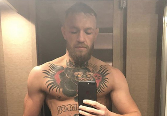 Conor McGregor Posts Erection Picture And Immediately Breaks The Internet McGregor