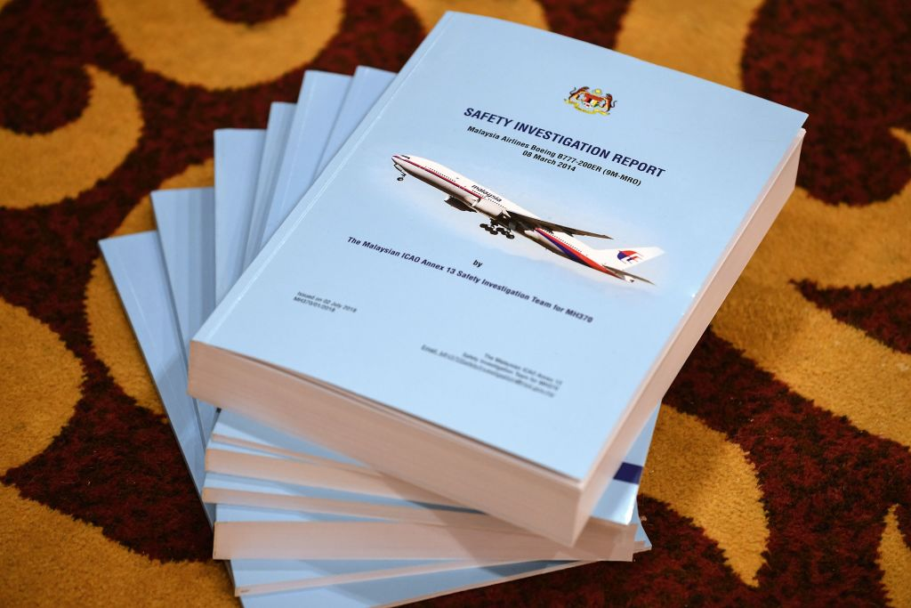 MH370 final report