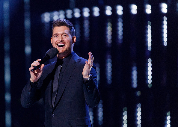 Michael Buble Confirms Wife Is Expecting Their First Daughter Micahel buble 2
