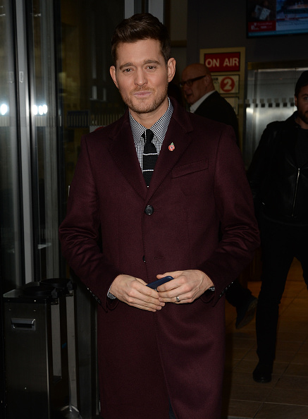Michael Buble Confirms Wife Is Expecting Their First Daughter Michael buble 3