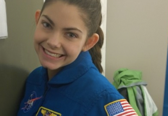 NASA Is Preparing A 17 Year Old Girl To Become First Human To Reach Mars NASA A
